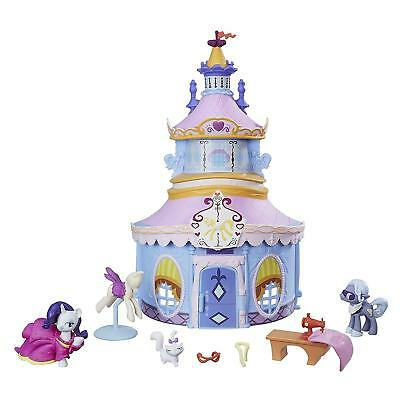 My Little Pony Friendship Is Magic Collection Rarity Carousel Boutique Playset