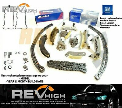 Holden Commodore VZ VE Timing Chain Kit 3.6l V6 Alloytec LY7 Gears Gaskets Set T