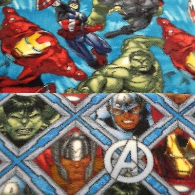 MARVEL AVENGERS CHANGE TABLE COVER NEW Fleecy Soft Baby Nappy Tray Mat Changer
