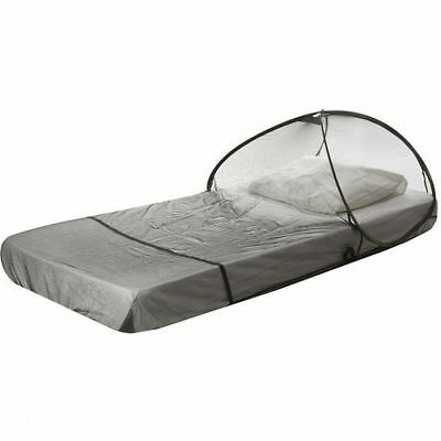 Care Plus Pop-Up Dome Impregnated Mosquito Net Durable Impregnation 1 Person