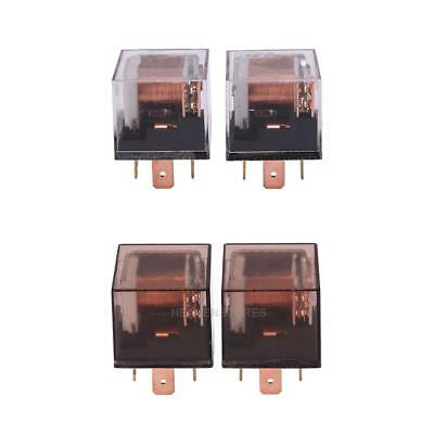 Miniature Relay Automotive Relay 4Pin SPDT Car Control Device Car Relays hv2n