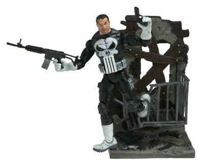 Marvel Legends Series 4 Action Figure Punisher Hasbro JC