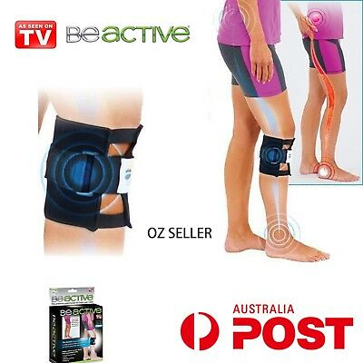 BeActive Brace Knee leg fast effective Be active back pain relief As Seen On TV