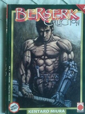 Vintage Berserk Collection Manga Comic Book May 2000 Issue 1 Kentaro Miura