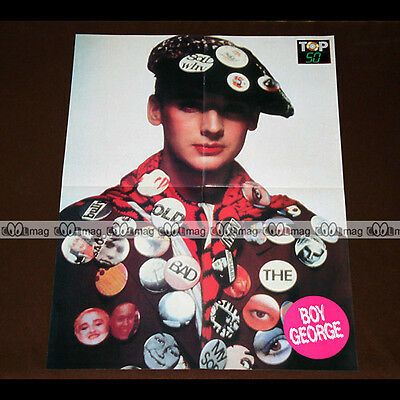 BOY GEORGE (80's) - Poster #PM949