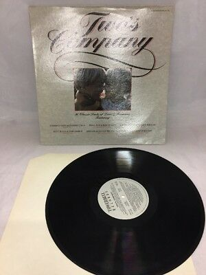 Two's Company compilation album Vinyl lp record Love Song Duets