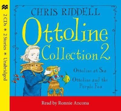 Ottoline CD Boxset 2 by Pan Macmillan (Multiple copy pack, 2017)