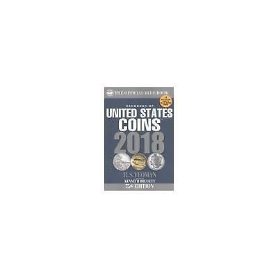 Handbook of United States Coins 2018 : The Official Blue Book (Paperback) (R....