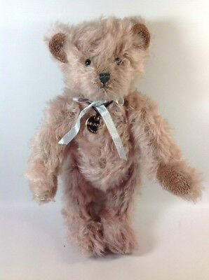 Dean's Bear Named 'BLANCMANGE' 11/1000 Brand New With Tags