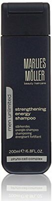 Marlies Möller - Champú fortificante Men Unlimited Strengthening Shampoo