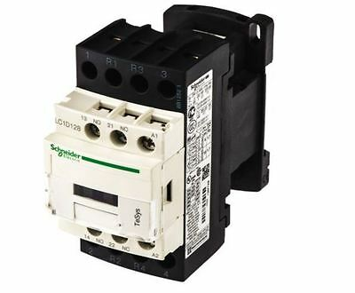 Schneider Tesys D LC1D 4 Pole Contactor, 12A, 110Vac Coil