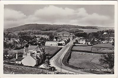 View From The West, GATEHOUSE OF FLEET, Kirkcudbrightshire RP