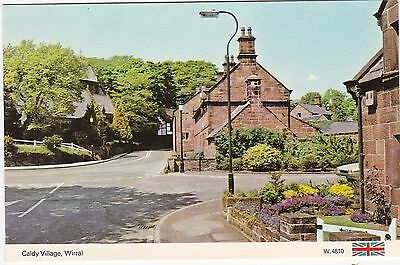 Caldy Village, THE WIRRAL, Cheshire