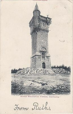 Airlie Memorial Tower, CORTACHY, Angus