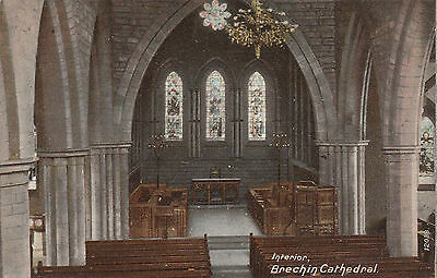 Cathedral Interior, BRECHIN, Angus