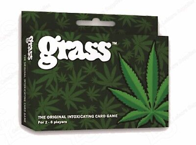 GRASS - Card game - The Original - Adults in Serious Negotiation!
