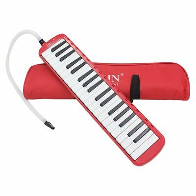 IRIN 1 set 37 Piano Keys Melodica Pianica Musical Instrument with Carrying K2T7