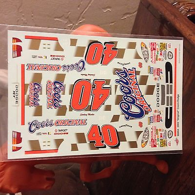 2002,wetworks,#40,sterling Marlin,coors Original