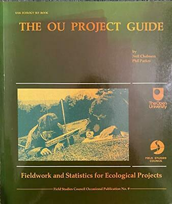 OU Project Guide: No. 9: Fieldwork and Statistics f... by Parker, Phil Paperback