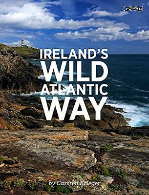 Ireland's Wild Atlantic Way by Krieger, Carsten Book The Cheap Fast Free Post