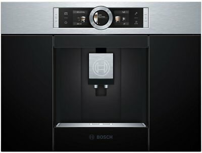 NEW Bosch CTL636ES1 Built-In Coffee Machine