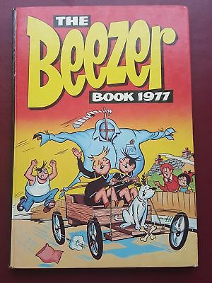 The Beezer Book Annual 1977 Hardback Book
