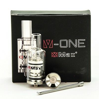 XMax V-One Replacement Kit | Glass Dome | Ceramic Donut Coil | vone xvape