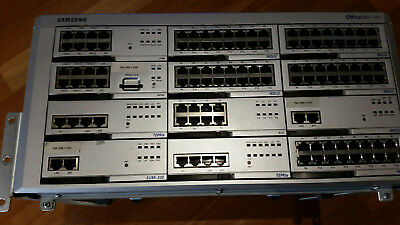 REDUCED FOR FAST SALE>>Samsung OfficeServ 7400 system