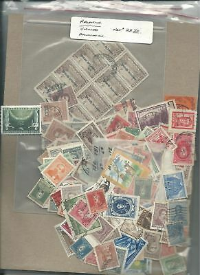 Argentina Unsorted Collection of 100's of Stamps, Fun Lot, Weighs 9 Ounces
