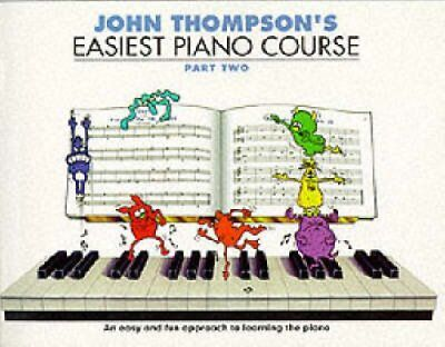 John Thompson's Easiest Piano Course Part 2 - Revised Edition 9780711954304