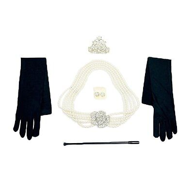 Audrey Hepburn Holly Golightly Breakfast at Tiffanys Costume Jewelry and Accesso