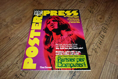 Poster Press 26/1973 Otto Waalkes Superposter,Osmonds,Les Humphries,Gary Glitter