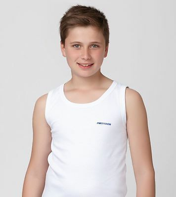 Tank Top Baby Boy Baby Stretch Cotton 3 Pieces Coveri Et4002