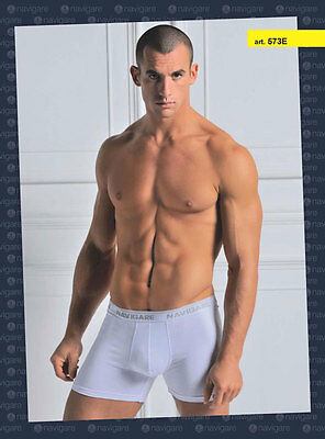 6 Pack Boxer Man Navigare 573 Stretch Cotton Excellent Quality
