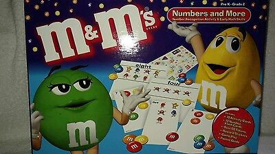 M&M's 2001 Numbers and More