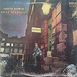 The Rise And Fall Of Ziggy Stardust And The Spiders From Mars Rca Victor #745660