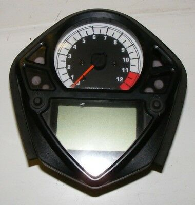 Suzuki Sv650 Sv 2007 - Clocks - Odometer - Gauges - Instruments