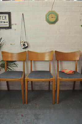 6 x Vintage Mid Century G Plan Gomme Dining Chairs