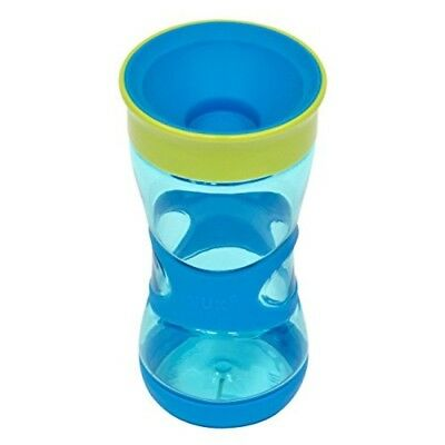 NUK, Top Quality Magic 360 Ultra Grip Cup, blue ,NEW