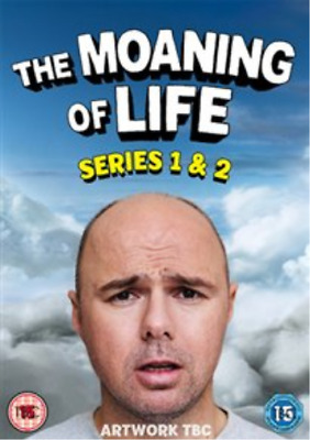 Moaning Of Life: Series 1-2  DVD NEW
