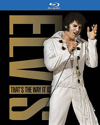 Elvis: Thats the Way It Is (Blu-ray Disc, 2014, 2-Disc Set)