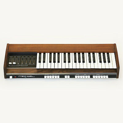 1975 MOOG SATELLITE MODEL A 5330 VINTAGE MONOSYNTH KEYBOARD by THOMAS ORGAN
