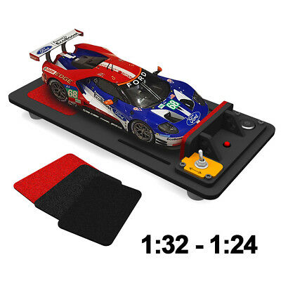 1:32 / 1:24 Scale Tyre Truer & Cleaner For Scalextric Ninco Scx Etc Slot Cars