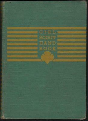 Girl Scout Handbook for the Intermediate Program 1943 Illustrated