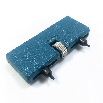 Watch Back Case Cover Opener Opening Screw Wrench Repair Tool Kit Remover