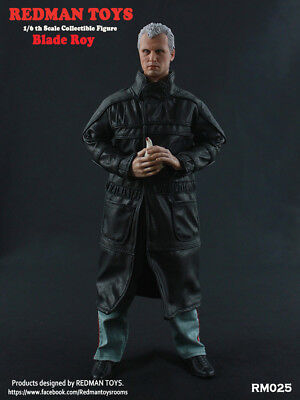 PREORDER 1/6 Blade Runner Roy Batty Figure USA Toys Hot Roy Android Ford Rick
