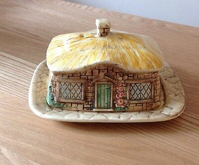 Cottage Ware 'Croft' Butter Dish