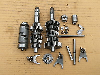 Hyosung Gt250 2010 Mod Gearbox Parts Good Cond