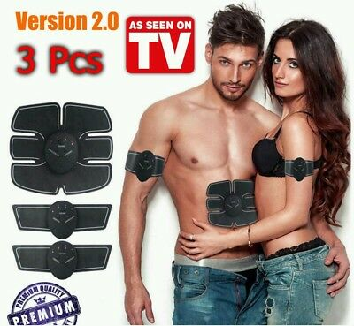 Ultimate Abs Stimulator - As Seen On TV - Full Kit With Original Box