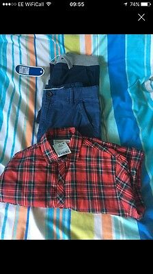 Brand New Teenager Youth Boys Clothes Bundle Size 12